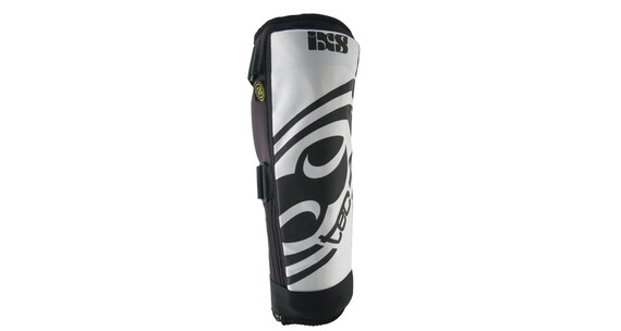iXS Hack Andi Wittmann Soft Shin Guard white